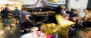 Фото университета Goldsmiths University of London